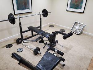 Workout bench for Sale in Atlanta, GA
