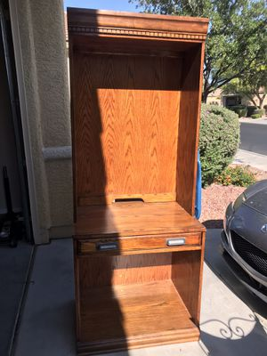 Hutches and book shelves set of 3 for Sale in Las Vegas, NV