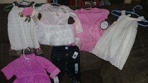Name brand infant clothing bundle size 6 through 18 month for Sale in Clifton Heights, PA
