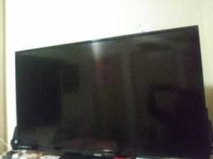 55 inch Philips 4k smart tv with remote for Sale in Pasco, WA