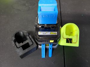 Ryobi 18v usb powder supply shell for Sale in Murrieta, CA
