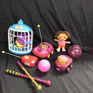 Girl Toys for Sale in Spring Valley, CA