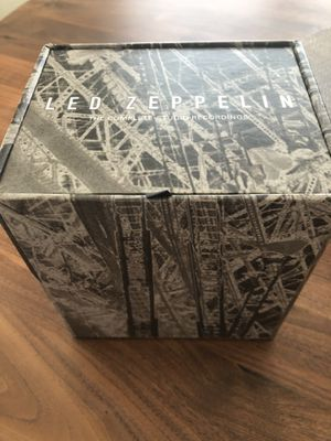 Led Zeppelin box set of complete recordings for Sale in Richmond, VA