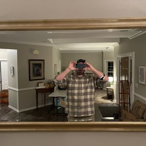 "35"" x 55"" mirror for Sale in Medina, WA"