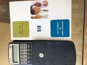 Like new HP Financial Calculator 17bII+ for Sale in San Francisco, CA