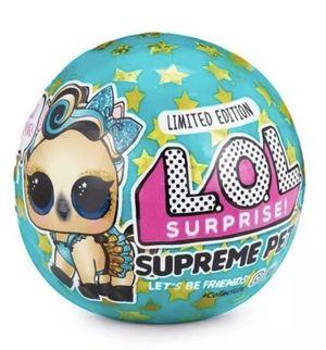 Lol Surprise   Supreme Pet   Limited Edition for Sale in Coral Gables, FL