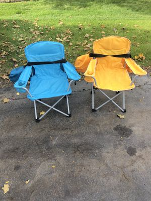 Kids bag chairs for Sale in Plainfield, IL