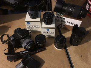 Sony alpha a230 10.2 outfit for Sale in Menifee, CA