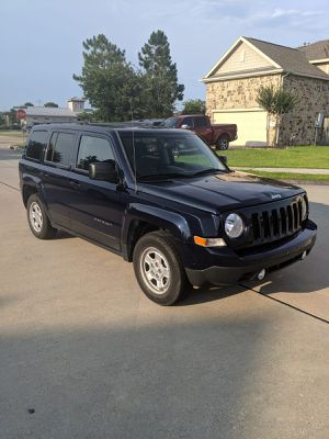 2016 Jeep Patriot for Sale in Katy, TX