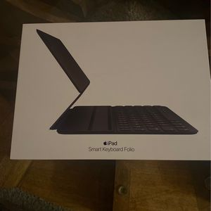 Brand NEW Never Used iPad Keyboard Portfolio for Sale in Fort Worth, TX