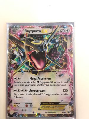 Rayquaza Pokémon Ex for Sale in Carlsbad, CA