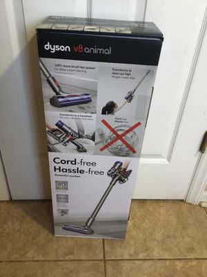 New!!! Dyson V8 Animal Stick Bagless Upright Cordless Vacuum Cleaner Titanium for Sale in Greensboro, NC