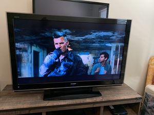 """Sharp Aquos 52"""" TV for Sale in Dallas, TX"""