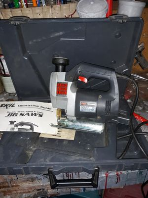 Skil Jigsaw With Case and Instructions for Sale in Medford, OR