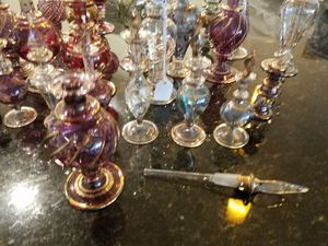 Beautiful perfume bottles for Sale in San Diego, CA