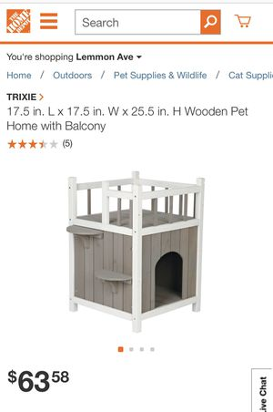 Pet House with Balcony for Sale in Fort Worth, TX