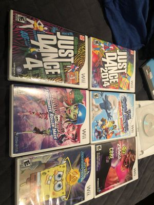 Wii games for Sale in Tucson, AZ