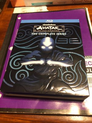 Avatar The Last Airbender Blu Ray for Sale in Stockton, CA