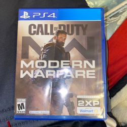 Call Of Duty Modern Warfare for Sale in San Angelo,  TX