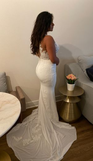 Wedding Dress for Sale in Huntington Beach, CA