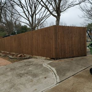 New Fence And Stain for Sale in Irving, TX