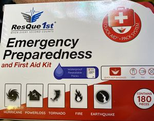 FIRST AID KIT/must have for car, office, home, camping etc. for Sale in Fort Lauderdale, FL