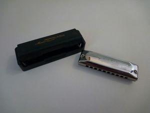 Harmonica Hohner 580 Meisterklasse Key of G for Sale in Sunnyvale, CA