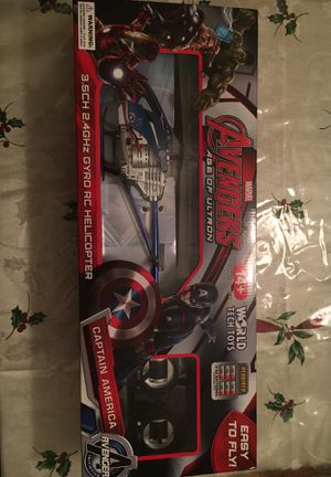 Brand New Avengers Helicopter for Sale in Henderson, NV