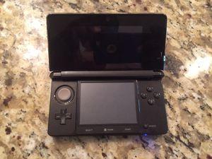 Nintendo Black/Gray 3DS Handheld System for Sale in Atlanta, GA