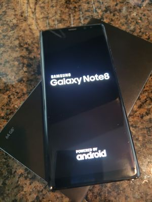 Samsung Note 8 like new for Sale in Dallas, TX