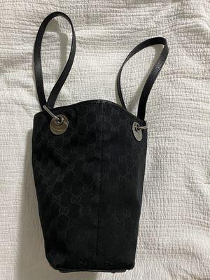 Gucci Black Canvas Bag for Sale in Las Vegas, NV