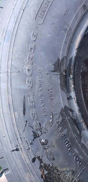 14ply size 16 trailer tire for Sale in Vancouver, WA