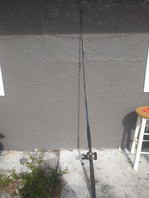 Shark fishing rod for Sale in Pinellas Park, FL