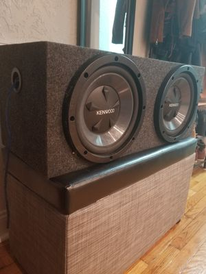 Kenwood subwoofers for Sale in Pittsburgh, PA