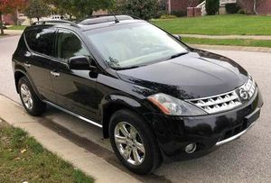 2007 Nissan Murano SL for Sale in Raleigh, NC