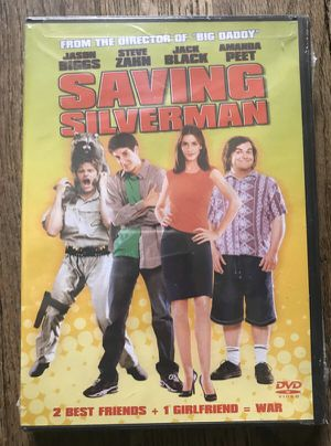 VTG Saving Silverman DVD for Sale in Los Angeles, CA