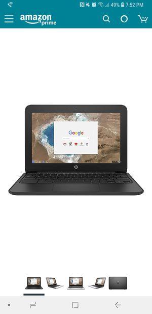 HP Chromebook 11 G5 EE for Sale in Pasadena, CA