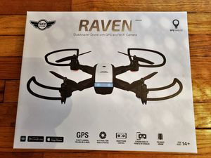 Raven Quadcopter Drone with GPS and WiFi Camera for Sale in Cleveland, OH