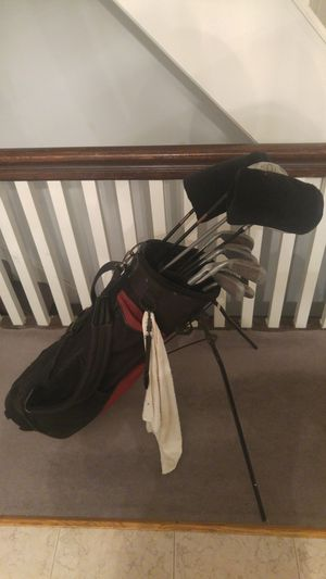 Golf Clubs, bag, and balls! for Sale in Pittsburgh, PA