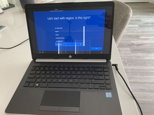 HP Laptop 14-df0023cl for Sale in Ridgefield, WA