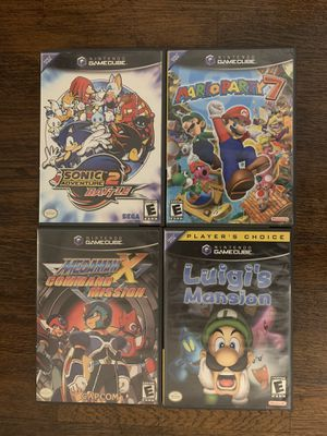 Nintendo GameCube video games for Sale in Los Angeles, CA