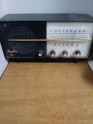 Panasonic antique radio for Sale in Boston, MA