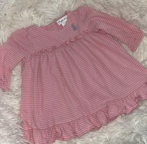 Baby girl Ralph Lauren dress for Sale in Valrico, FL