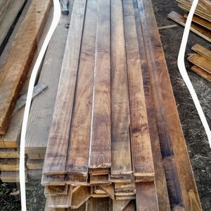 370' FT. Cherry Or Maple Tongue & groove for Sale in Choctaw, OK