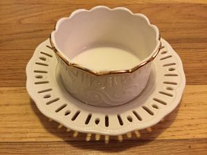 Lenox Christmas Giftables Candle Holder for Sale in Peabody, MA