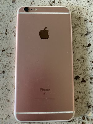 iPhone 6s Plus 64 GB unlocked for Sale in Fremont, CA