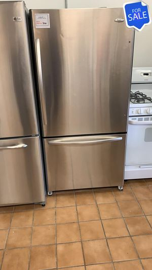 BIG BARGAINS!! LOWEST PRICES! Whirlpool Refrigerator Fridge 18 cu ft #1562 for Sale in Hanover, MD