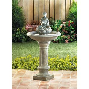 BUDDHA PEDESTAL WATER FOUNTAIN for Sale in Niceville, FL