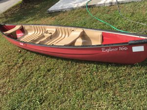 Canoe looking to trade or sale for Sale in Virginia Beach, VA