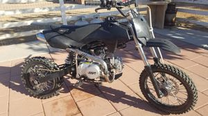 2020 pitbike 125cc ssr for Sale in Tolleson, AZ